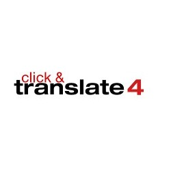 click&translate 4 <b>Deutsch-Englisch</b> Download Edition