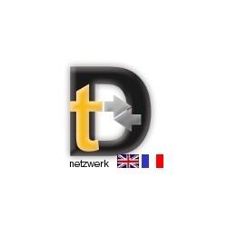 translateDict™ 4 netzwerk Englisch-Französisch