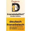 translateDict™ (Kindle-Edition) Deutsch-Französisch