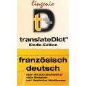 translateDict™ (Kindle-Edition) Französisch-Deutsch