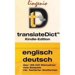 translateDict™ (Kindle-Edition) Anglais-Allemand