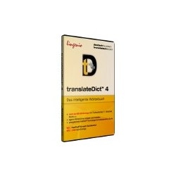 translateDict™ 4 <b>German-French<b> CD-ROM
