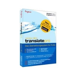 translate 12.1 pro <b>German-English</b> Standard Edition