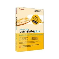 translate 12.1 plus <b>Allemand-Francais</b> Standard Edition
