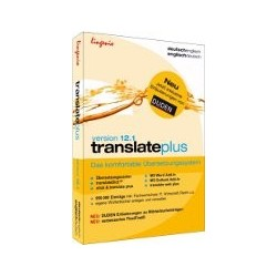 translate 12.1 plus <b>German-Englisch</b> Standard Edition
